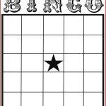 Bingo Card Template Word   Tomope.zaribanks.co