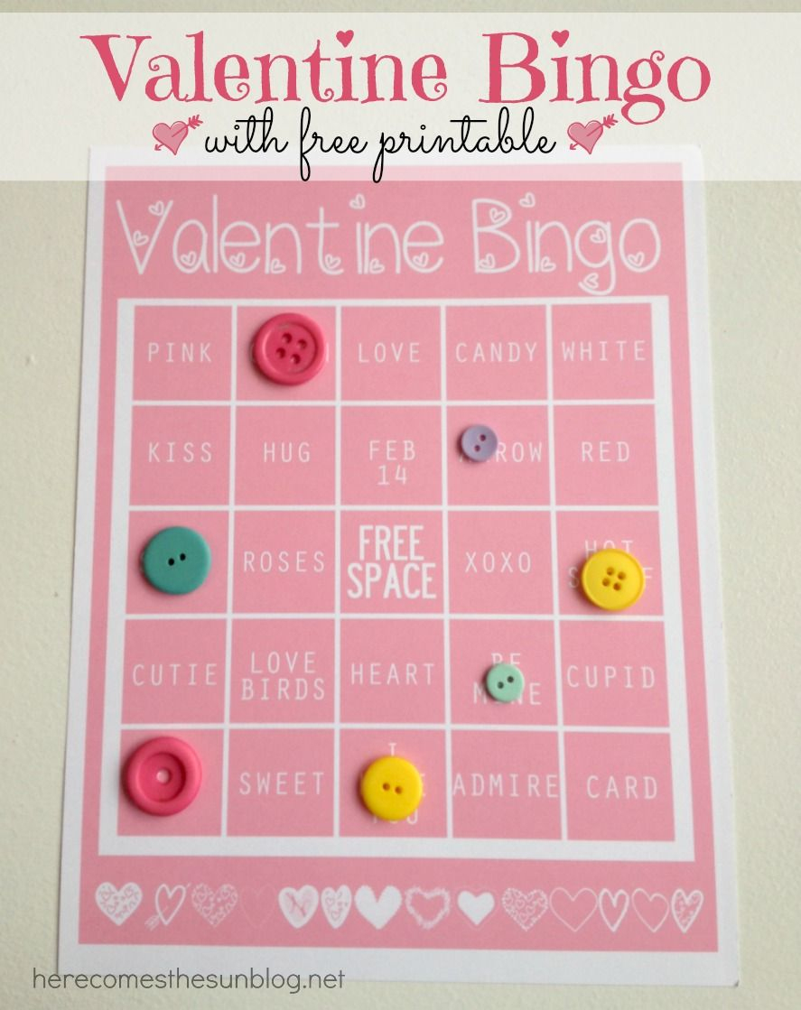 Bingo Is A Fun Game To Play. Download This Free Printable