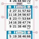 Bingo Set Cards 1 75, Hd Png Download , Transparent Png