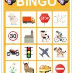 Car Bingo   Print What Matters