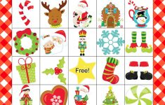 Christmas Bingo Game Printables – This Festive Christmas