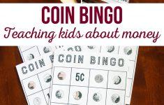 Coin Bingo Free Printable – The Crafting Chicks