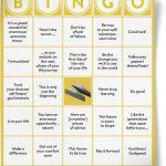 Commencement Bingo. | Graduation Speech, Bingo, Graduation