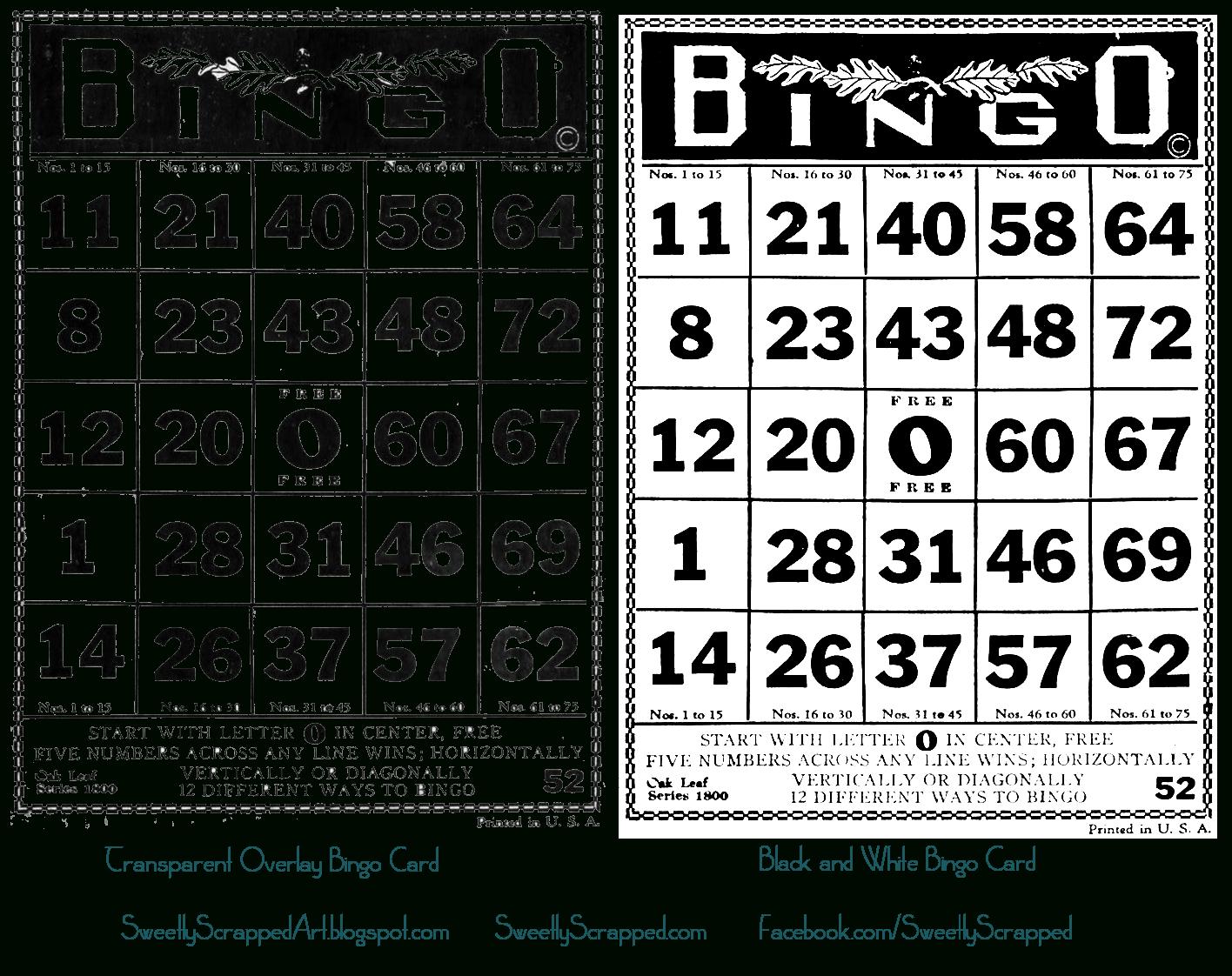 ♥Free♥ Vintage Clipart, Bingo Cards, Digi Stamps, Postage :)