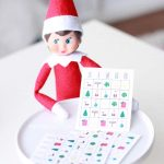 Elf On The Shelf Bingo Printable   Pretty Providence