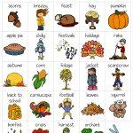 Fall Bingo | Bingo, Bingo For Kids, Bingo Card Template