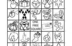 Free Christmas Bingo Sheets Printable | Printable Teacher