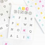 Free Printable Alphabet Bingo   Design Eat Repeat
