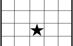 Free Printable Bingo Card Template – Set Your Plan & Tasks