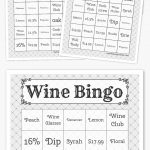Free Printable Bingo Cards   Bingo En Hoeden