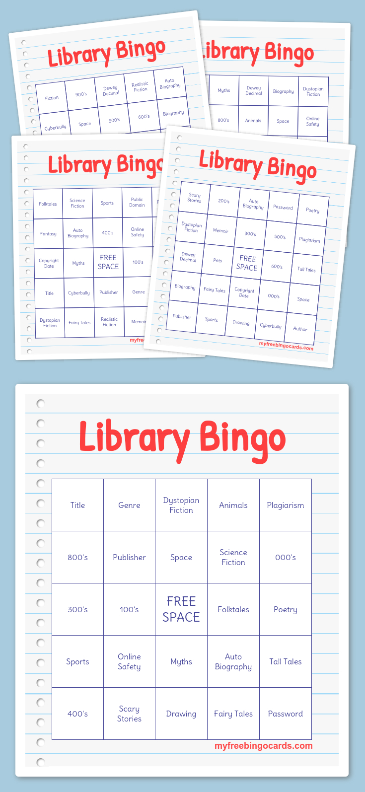 Free Printable Bingo Cards   Free Bingo Cards, Free