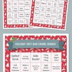Free Printable Bingo Cards | Printable Christmas Bingo Cards