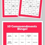 Free Printable Bingo Cards | Sunday School Games, Sunday