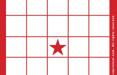 Free Printable Blank Bingo Cards – Bingocardprintout