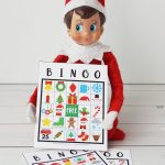Free Printable Elf On The Shelf Activity Pages | Artsy