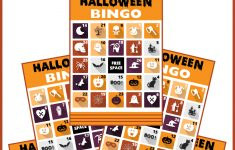 Free Printable Halloween Bingo Cards | Catch My Party