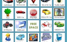 Free Road Trip Bingo Game For Kids – Homemaking Expert