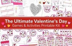 Free Valentines Day Printable Bingo Game