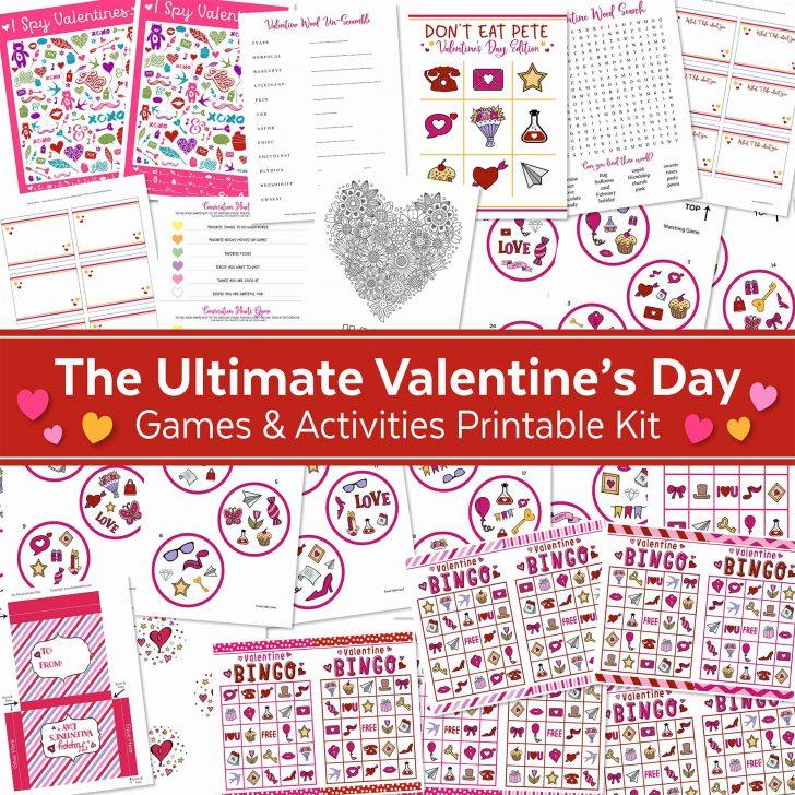 Christian Jesus Valentine Bingo Free Printable Cards
