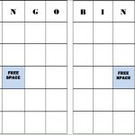 Free+Blank+Bingo+Card+Template | Bingo Template, Bingo Card