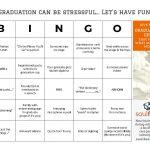 Graduation Bingo! Free Download Of 6 Graduation Bingo Cards