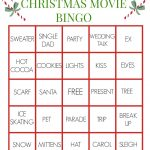 Hallmark Christmas Movie Bingo For True Fanatics | Hallmark
