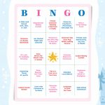 Hallmark Christmas Movie Bingo   Free Holiday Bingo Game