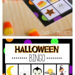 Halloween Bingo   Cute Free Printable Game   Halloween