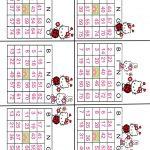 Hello Kitty Printable Bingo Game   Tombola   Hello Kitty