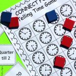 How To Practice Telling Time With A Fun, Easy Game | Telling