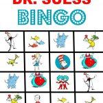 Image Result For Dr Seuss Bingo Printable   Printable Bingo