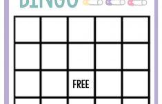 Incredible Baby Shower Bingo Printable 29 Set Of Free Card