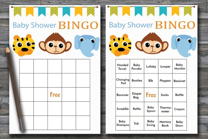 Uk Printable Bingo Cards