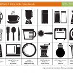 Kitchen Bingo   English Esl Worksheets For Distance Learning