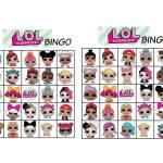 L.o.l. Dolls Bingo   Voor Kinderen, Feestje En Verjaardag