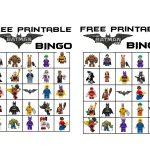 Lego Batman Bingo | Batman Lego Party | Lego Batman Party