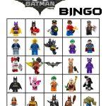 Lego Batman Bingo | Lego Batman, Lego Batman Party, Lego