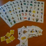 Lego Bingo Is A Free Download From A Blogger's Site