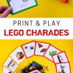 Lego Charades | Lego Pictionary | Lego Creationary: Free