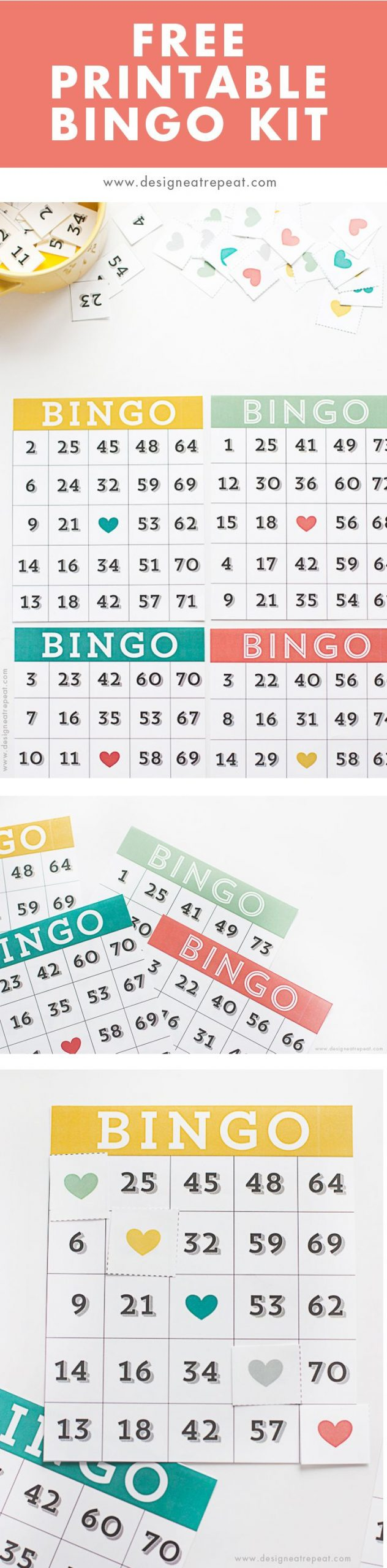 Looking For A (Free) Family Game Night Idea? This Printable