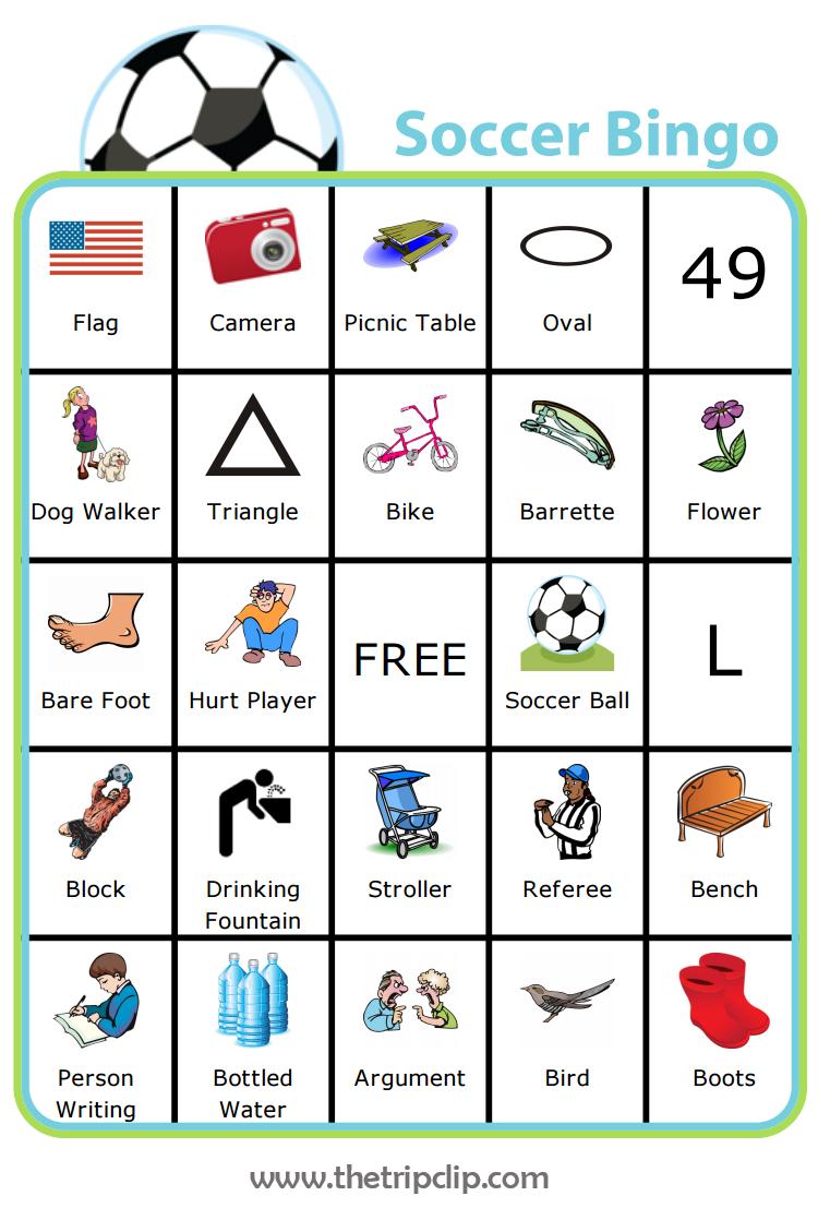 Make Your Own Bingo Board | Bingo For Kids, Printable
