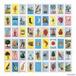 Mexican Bingo Cards Printable   Printabler