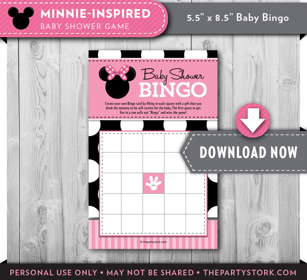 Minnie Mouse Baby Shower Ideas - Google Search | Minnie