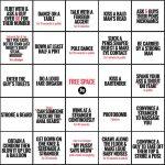 Naughty Hen Party Bingo | Hen Party Games, Vegas