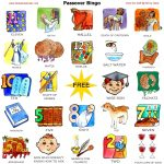 Passover Bingo Printable Files – Dena Ackerman