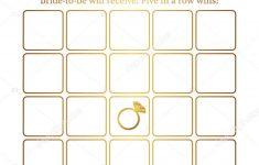 Pictures: Bingo Funny | Bridal Bingo Card Template Bridal