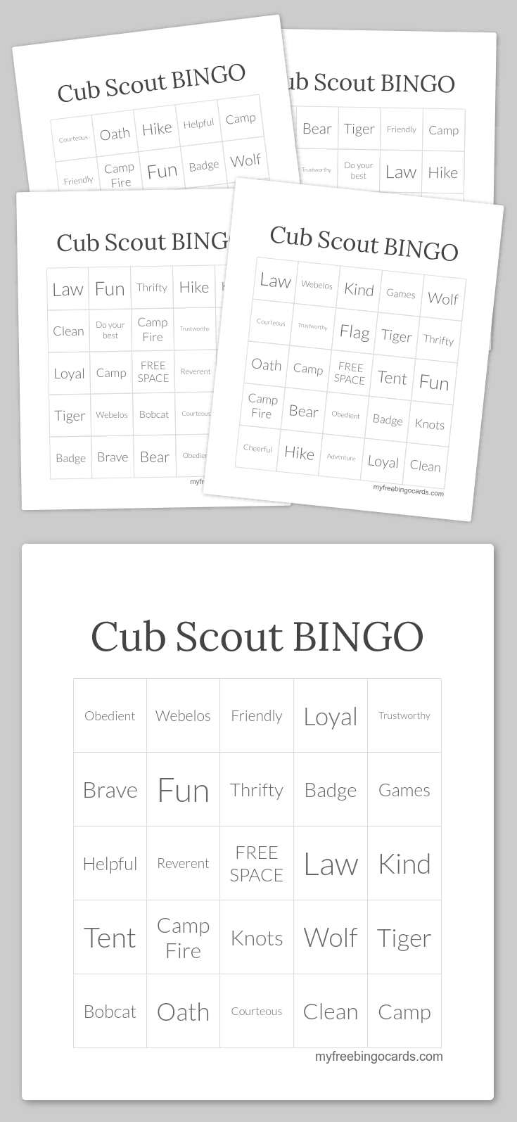 Pin On Fun Activities | Cub Scouts