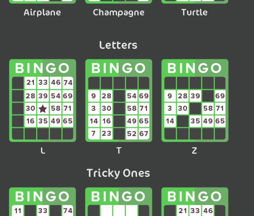 Play 75 Ball Bingo Games At Wink Bingo Today!