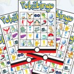 Pokémon Go: Pokébingo Free Printable Bingo Game | Pokemon