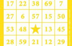 Printable Bingo Cards 1-90 – Bingocardprintout